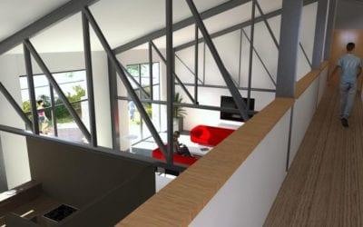 Projet de création d'un loft